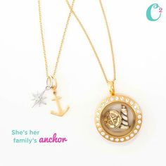 In high tide or in low tide she will ALWAYS be by your side. This Mother's Day, give her a gift that represents her strength! <3