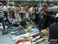 BREAKING NEWS: 6.9 Earthquake Hits China, At Least 157 Killed (updates) - |
