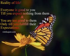 Life Is Full Of Lessons | Reality of life, Expectations,Life - Inspirational Pictures, Quotes ...