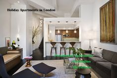This self catering method in apartments is now a trend in London. Some serviced apartments give this option to their tenants. The great thing about these kinds of apartments is that the place is safe, clean and beautiful, but the rent is not as expensive as the hotel's.