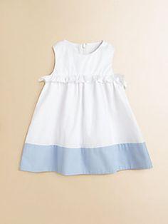 Marie Chantal - Infant's Colorblock Dress & Bloomers Set
