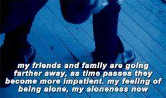 Agust D - So Far Away lyrics