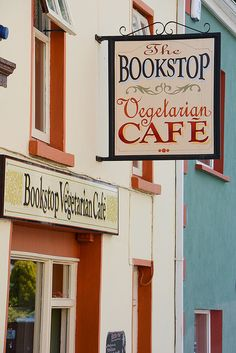 Kenmare-716 by schnitzgeli1, via Flickr M Cafe, All Kinds Of Everything, Signs, Home Decor, Ireland, Decoration Home, Room Decor, Shop Signs, Sign