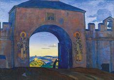 Nicholas Roerich - Wikipedia, the free encyclopedia