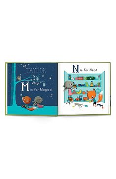 I SEE ME! 'M is for Me' Personalized Book available at #Nordstrom
