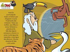 Histórias da Sementinha: Arca de Noé