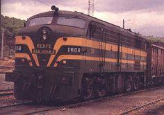 WEFER, web ferroviaria. RENFE (Red Nacional de los Ferrocarriles ...