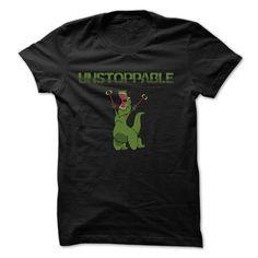 Unstopable T-rex