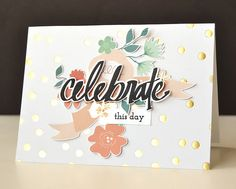 Clique Kits Spring Card Kit | by altenew