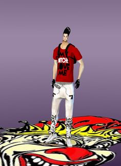 Captured Inside IMVU - Jfgdsoin the Fun!