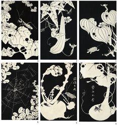 伊藤若冲のデザインセンスの高さが際立つ版画作品「玄圃瑤華」とは? | INTOJAPAN / WARAKU MAGAZINE