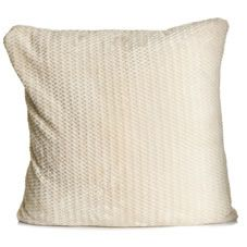 Wilko Jumbo Cushion Cream 55 x 55cm