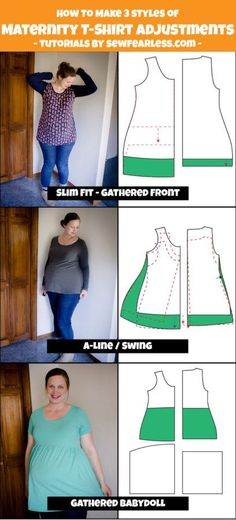 073dff042ad9a 26 Best DIY Maternity Clothes images in 2019 | Maternity styles ...