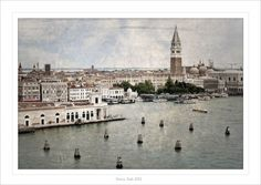 Venice, Italy. #Europe #Mediterranean