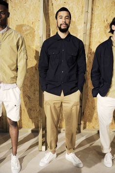 Universal Works SS16 #LCM