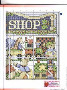 Gallery.ru / Фото #8 - Вш к 12 08 - logopedd Toy Shop - 4