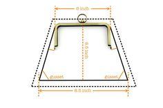 free tutorial for clutch making, frame clutch pattern drafting tutorial, metal clutch frame