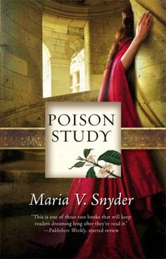 Poison Study is a 2005 fantasy novel written by Maria V. Snyder and the first book in the Study series. It tells the story of a nineteen year old girl named Yelena, who after spending just less than a year in a dungeon awaiting execution is given the chance to live on the condition that she will become the Commander's Food Taster.