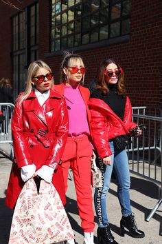 NYLON · NYFW Street Style Day 6: Sunnies-Side Up