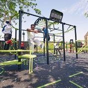 The Great Outdoor Gym Company Ltd : Gallery - Packages, Products, How to use, Find a Gym, Outdoor Gym, Outdoor School, Outdoor Playground, Fitness Equipment, No Equipment Workout, Find A Gym, Backyard Gym, Playground Design, Game Rooms