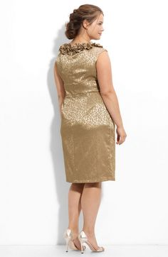 Plus Size Womens Clothing, Clothes For Women, Vestidos Plus Size, Natural Women, Dresses For Work, Formal Dresses, Peplum Dress, Ideias Fashion, Bohemian