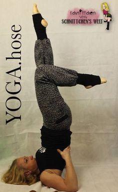 RUMS mit YOGA.hose & Yolanda - Schnittchen's Welt
