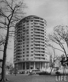 Edifício Guarani - Rino Levi