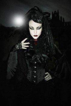 Goth Beauty -  Lady Amaranth