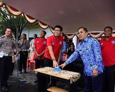 Bangun Satpas Polres Minahasa, Bupati JWS Hibahkan Tanah di Samping Stadion Maesa...