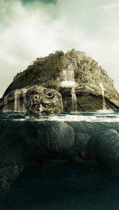 Magical Turtle Island