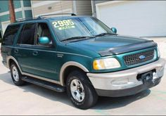 Ford Expedition Eddie Bauer '97 For Sale in Texas — $2983