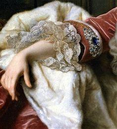 Elizabeth Farnese, Princess of Parma, Queen of Spain by Jean Ranc