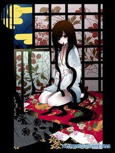 Enma Ai. Enma Ai, Hell Girl, Anime Art, Snoopy, Fictional Characters, Sleeves, Fantasy Characters, Art Of Animation