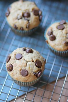 **Made these last night! These will be my go-to recipe for ripe bananas! DELICIOUS!!**