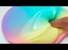 Slime Smoothie Mix - Most Satisfying Slime ASMR Video!! - YouTube