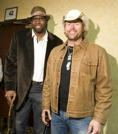 wayman tisdale and toby keith relationship