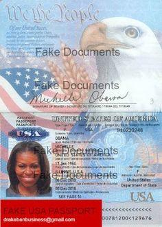 Need a Fake USA OR Other Countries Passport? 100% Original Getting A Passport, International Passport, Passport Application, Passport Online, Id Card Template, Other Countries, The 100, Usa, The Originals