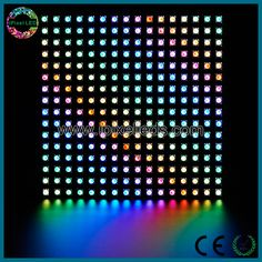 led module wholesale price indoor flexible mesh screen p10 full color APA102 chips