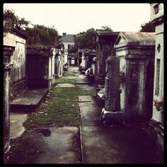 We have awesome cemeteries!