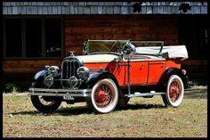 1928 Chandler Phaeton