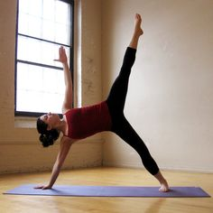 20-Minute Yoga Sequence For Outer Thighs