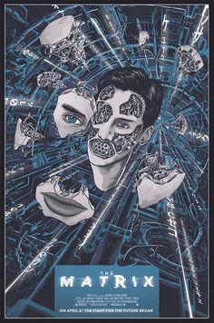 Matrix by Sonar Fates #thematrix #movies