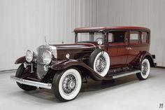 1930 Cadillac V16 Model 4375S Fleetwood Sedan - Hyman Ltd. Classic Cars