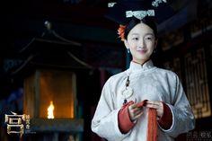Zhou Dongyu as Chenxiang