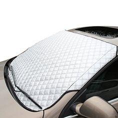Parabrisas Sun Shade-Parasol del Parabrisas del Coche Plegable Visera Reflectante Plegable para El Carro del Coche SUV Queen Rock Band