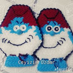 This Pin was discovered by Era Crochet Bebe, Crochet Hats, Puff Stitch Crochet, Winter Hats, Knitting, Irene, Bathroom, Earrings, Sweaters
