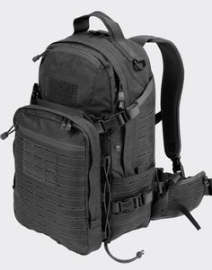 Direct Action GHOST® Tactical Backpack - Cordura® - Black