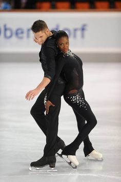 Vanessa James and Morgan Cipres- FRA- 2018 Skate Canada Gold Medalists Interracial Marriage, Interracial Couples, Vanessa James Morgan Cipres, Biracial Children, Rainbow Family, Skate Canada, Gym Leotards, Half Japanese, Mixed Couples
