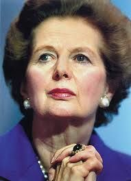 Margaret Thatcher. Might not be aligned with her politically, but always got to bow to the sisters who become politically powerful in a man's world.