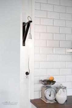 DIY: una lampara de estilo nórdico